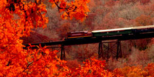Arkansas Missouri Railway Excursion